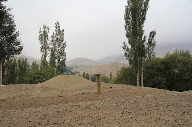 Tadjikistan, Haut-Badakhshan, Pamir, Ishkashim, © L. Gigout, 2012