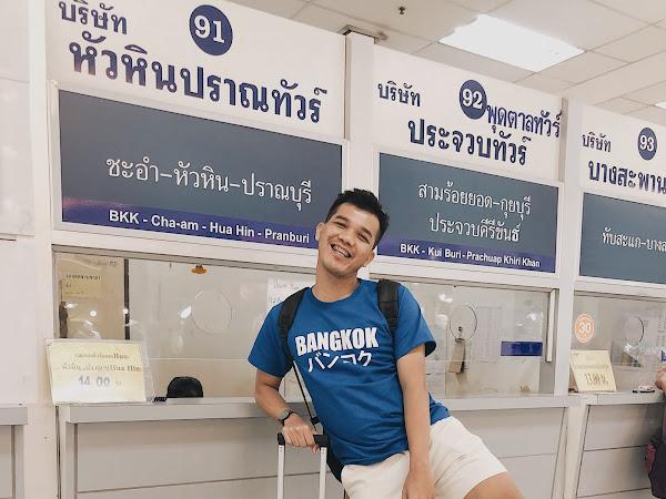 #ThailandTrip2020 - Part 1: Melihat Sisi Lain Thailand Lewat Hua Hin