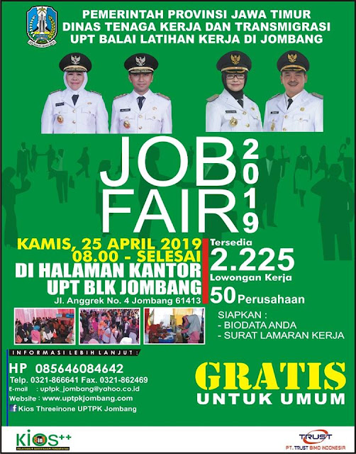 Job Fair Jombang