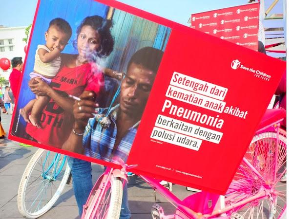 Stop Pneumonia dengan 4 Langkah!