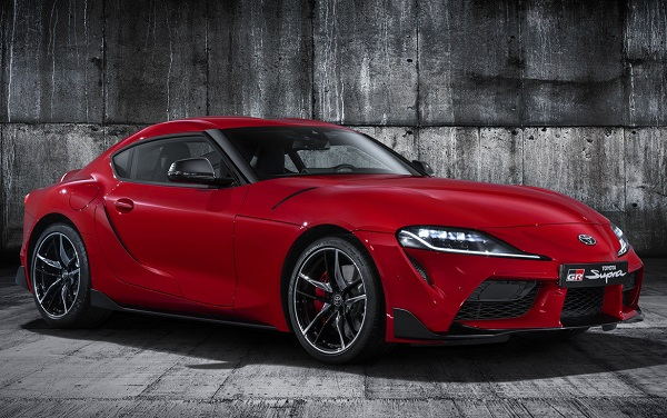 Ficha Técnica: Toyota GR Supra (2019)