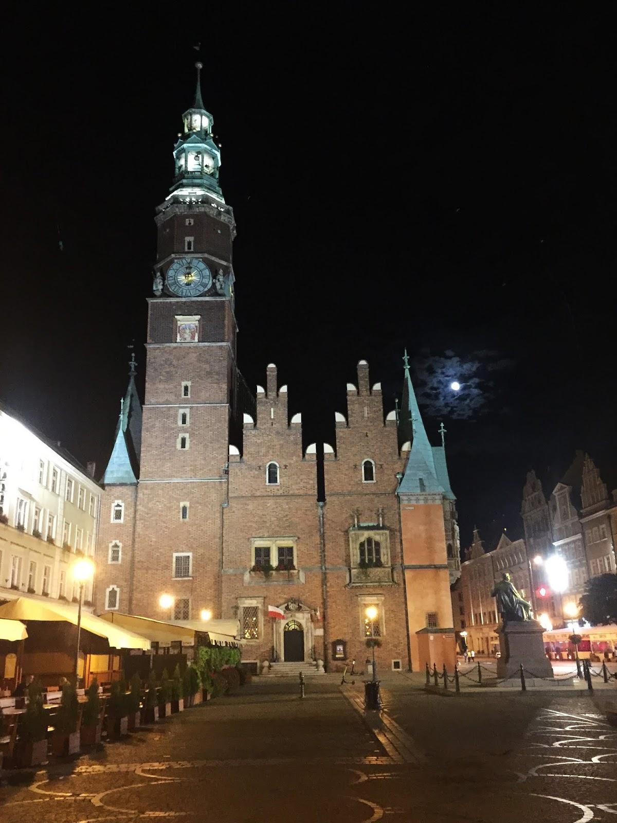 Vecchio Municipio di Breslavia