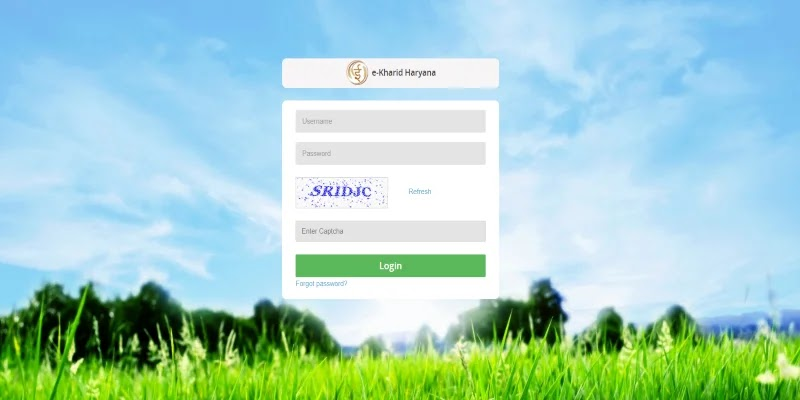 हरियाणा ई-खरीद: ऑनलाइन किसान पंजीकरण | ekharid.haryana.gov.in farmer | E-Kharid Farmer Registration