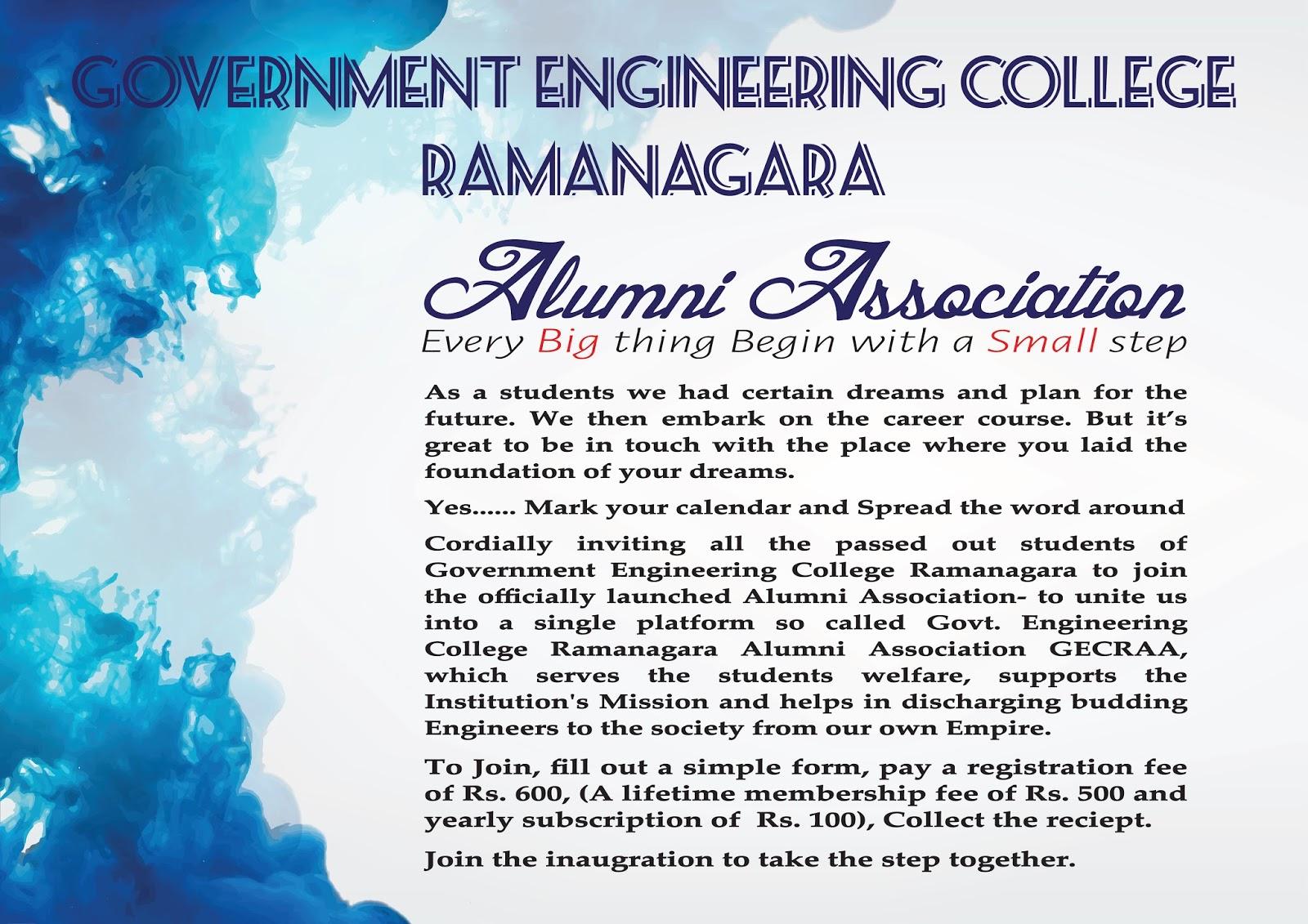 Alumni Association Registration