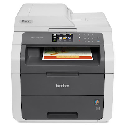 Wireless printing from your mobile device via Brother MFC9130CW Printer Driver Downloads