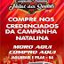 """Comércio de Jaguarari e Pilar lançam a Campanha Natalina """"Natal dos sonhos: Moro Aqui Compro Aqui"""""""