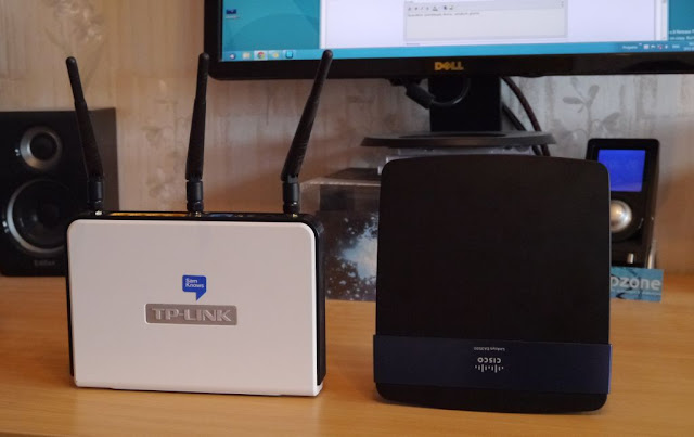 Linksys Ea3500 N750 Dual Band Giga Router