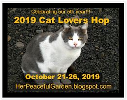 2019 Cat Lovers Blog Hop