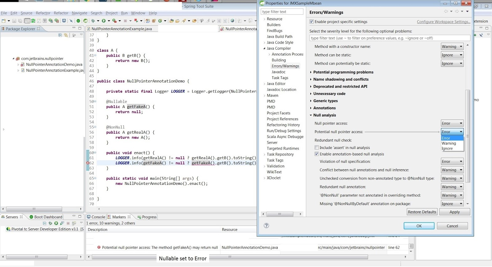 The $1 Solution to Avoid the Null Pointer Exception - DZone Java