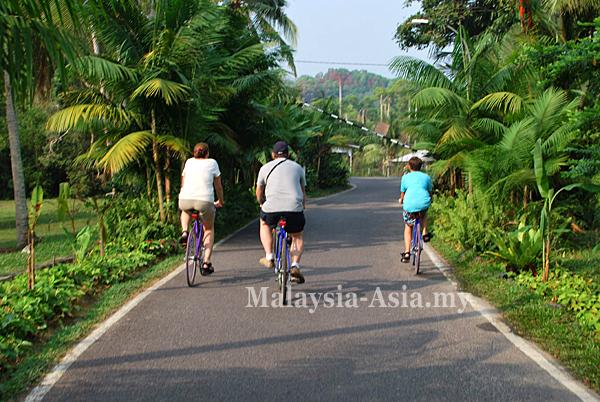 Terengganu Cycling Tours
