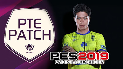 PES 2019 PTE Patch 2019 Unofficial All in One Season 2019/2020