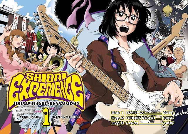 Shiori Experience Yuko Osada Toto Jimi Hendrix Manga