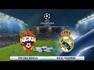 نتيجه مشاهدة مباراة ريال مدريد وسسكا موسكو بتاريخ 02-10-2018 انتهت بفوز سسكا 1 - 0