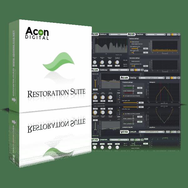 Acon Digital Restoration Suite v2.0.4 Full version
