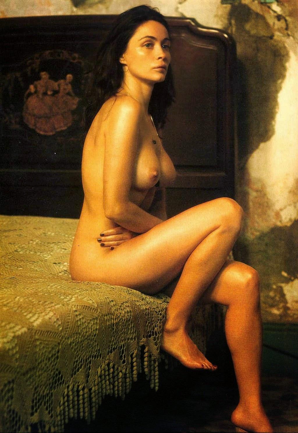De Otros Mundos Emmanuelle Béart Bella Desnuda