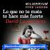 Lo que no te mata te hace más fuerte presenta un David Lagercrantz muy parecido a Stieg Larsson.