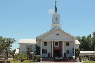 Iglesia en Crescent City