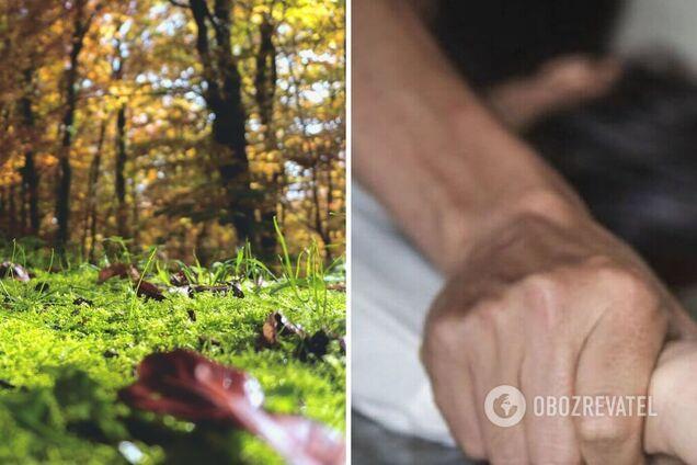 У лісі, де вбили Гонгадзе, згвалтували 16-річну дівчину