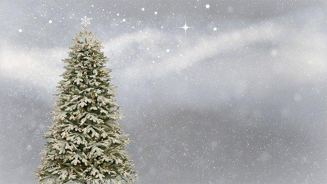 christmas tree drawing, christmas scenes