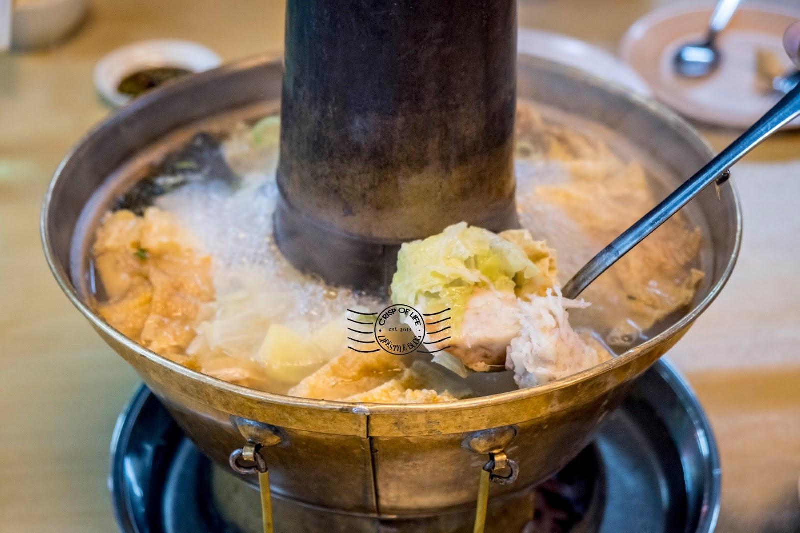Eam Huat Charcoal Steamboat Restaurant @ Batu Lanchang, Penang