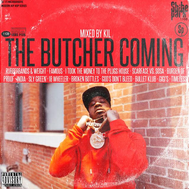The Butcher Coming Mixtape