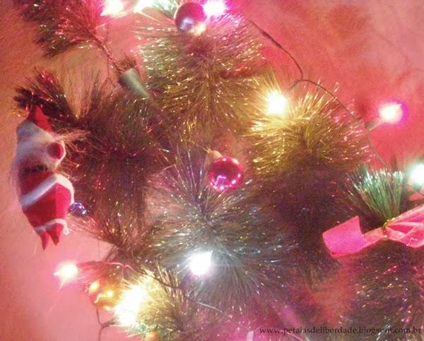 Árvore de Natal, enfeites