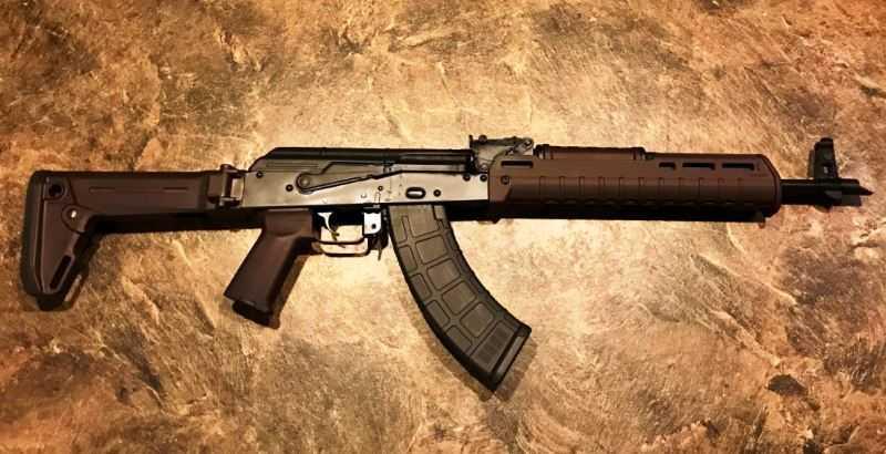 AK-47 kustomisasi
