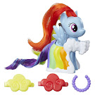 My Little Pony Runway Fashion Rainbow Dash Brushable Pony