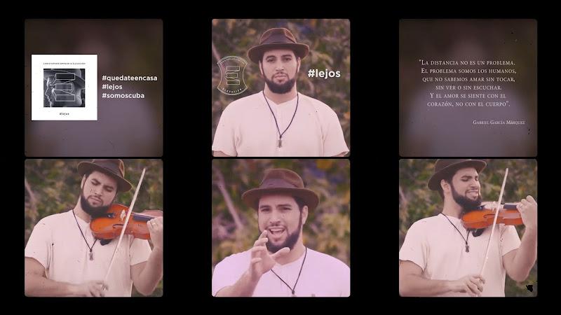 Christopher Simpson & Elevación - ¨Lejos¨ - Videoclip - Director: Christopher Simpson. Portal Del Vídeo Clip Cubano
