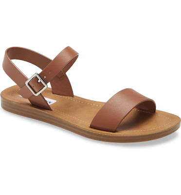 Steve Madden League Quarter Strap Sandal
