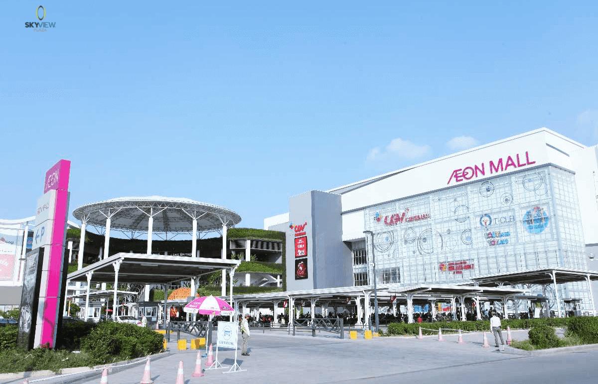 Hà Nội chuẩn bị có thêm siêu thị Aeon Mall tại Hoàng Mai