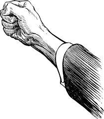 https://pixabay.com/es/lucha-pu%C3%B1o-el-poder-propaganda-1297619/