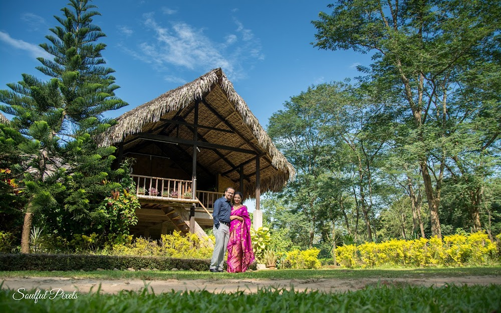 Couple Shoot In An Eco Resort in Assam