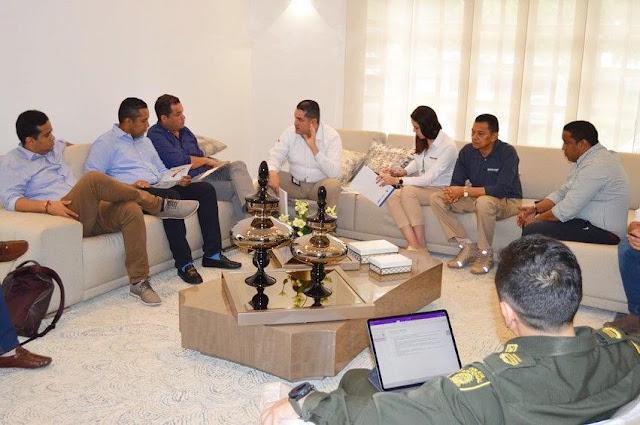 """""""Hay que frenar a venezolanos que llegan a delinquir"""": dijo José Bermudez Cotes alcalde de Riohacha"""