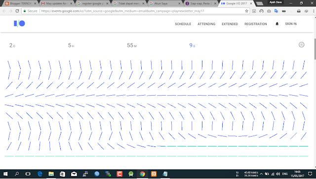 Ajang Developer Google I/O Siap digelar