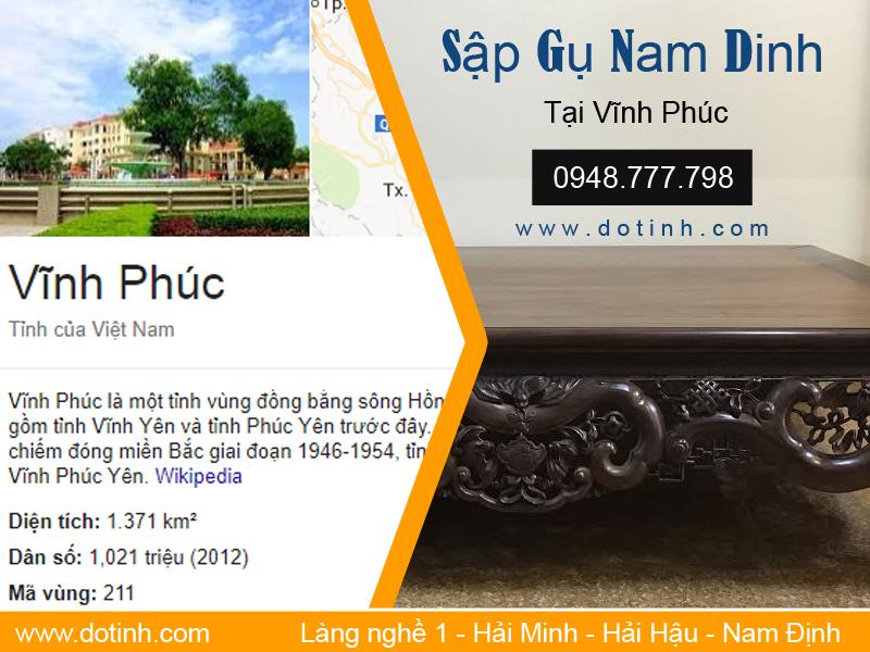 2 cách mua sập gỗ gụ tại Vĩnh Phúc an toàn