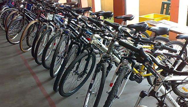 Tarif/Harga Sewa Rental Sepeda MTB, City Bike, Onthel Semarang, Jawa Tengah