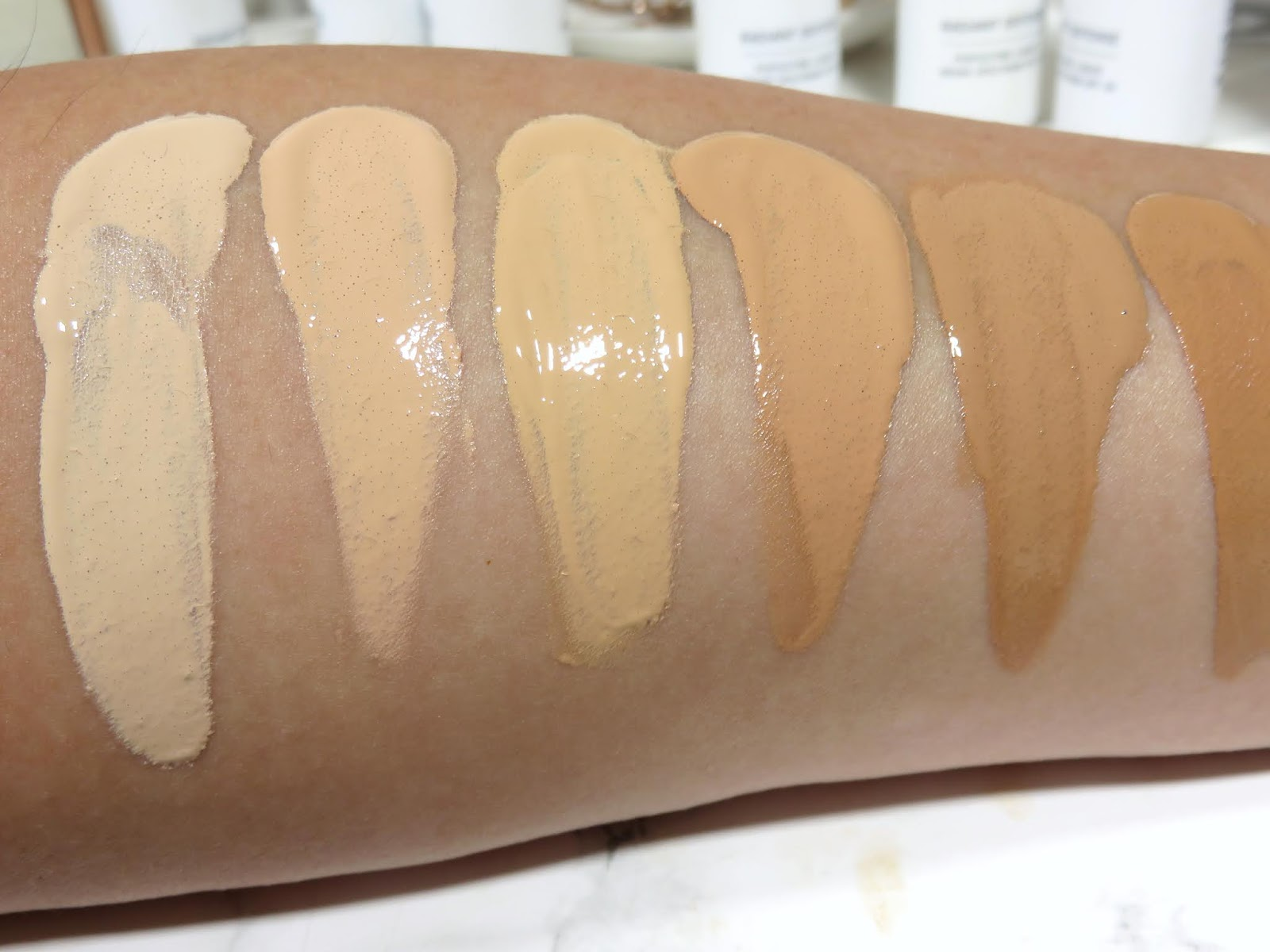 Rodan + Fields Radiant Defense Perfecting Liquid SPF 30 Review and Swatches
