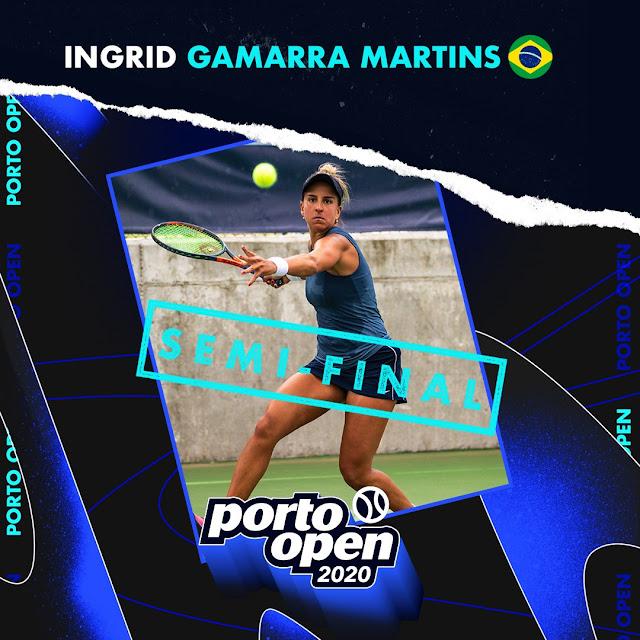 Ingrid Gamarra MArtins Porto ITF