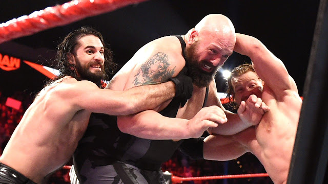 """Seth Rollins deverá recrutar mais estrelas para sua """"stable"""""""