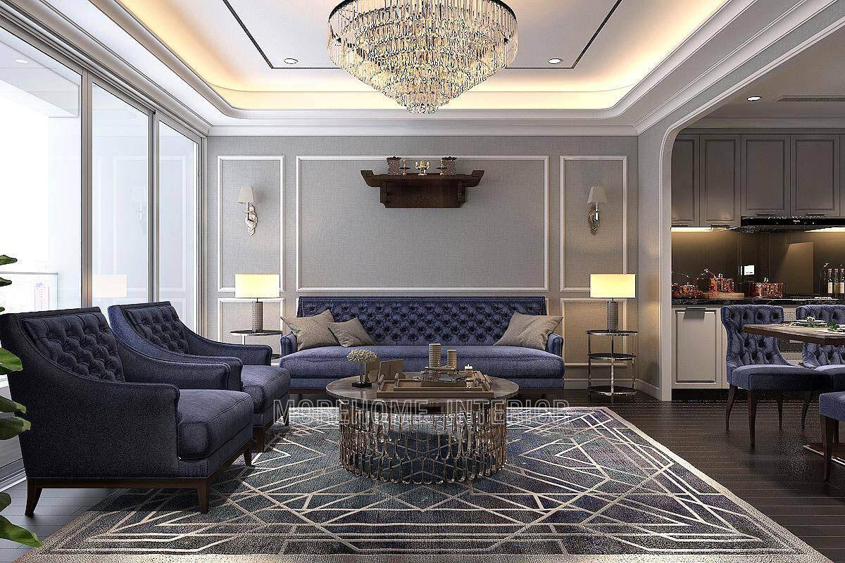 Thiết kế nội thất căn hộ Hinode City Minh Khai