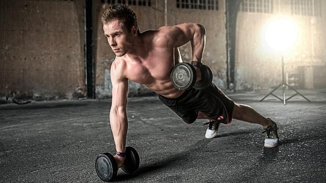 نصائح لبناء العضلات والصحة الجيدة