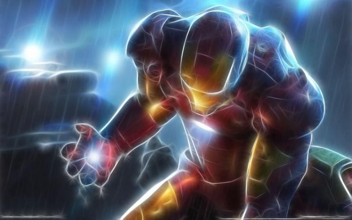 Fond d 39 cran anim iron man fonds d 39 cran hd - Iron man telecharger ...