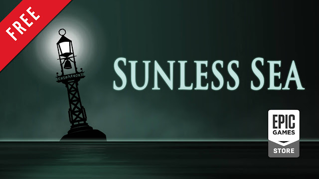 sunless sea free pc game epic store roguelike survival exploration role-playing failbetter games