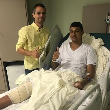 Georgino Avelino: Após lesão no joelho, volante João Victor, está recuperado e pronto para voltar aos gramados