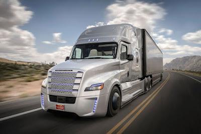 Tecnologia avançada sem garantia de taxas de seguro de caminhão mais baixas