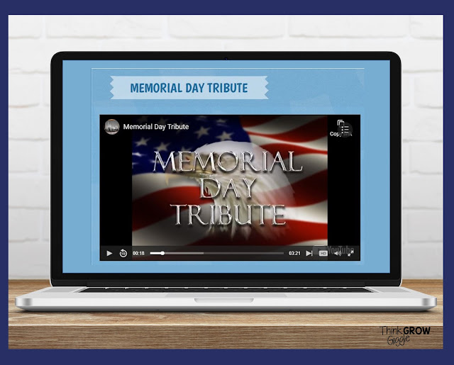 Must Watch Memorial Day Videos for elementary students