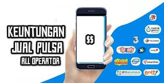 Bisnis Jualan Pulsa
