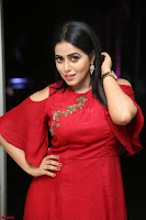 Poorna in Maroon Dress at Rakshasi movie Press meet Cute Pics ~  Exclusive 05.JPG