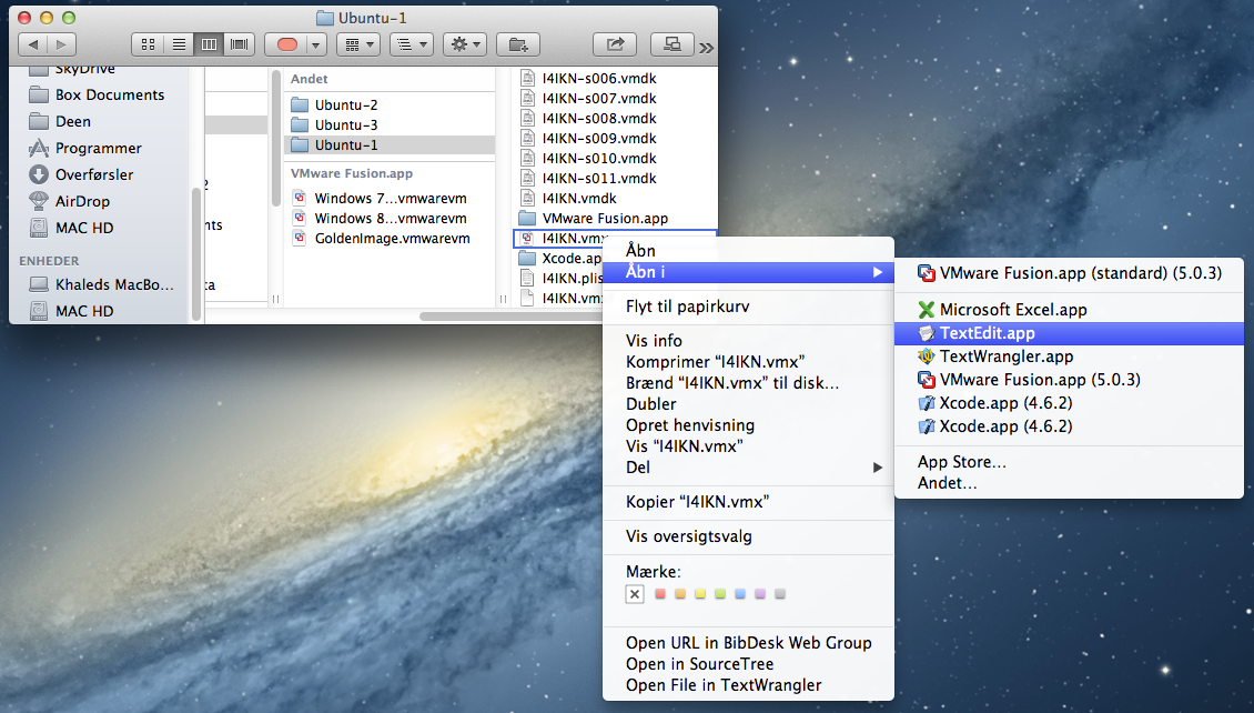 Mac How To : Connecting Two Virtual Machines using virtual
